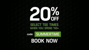 TeeOff.com TV Spot, 'Summer Swing: 20% Off' - Thumbnail 4