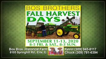 Bos Brothers Historical Farm, Inc. TV Spot, 'Fall Harvest Days: Make Your Plans Now' - Thumbnail 4