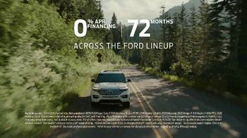 Ford Summer Sales Event TV Spot, 'Make the Most' Song by Kygo, Whitney Houston [T2] - Thumbnail 5