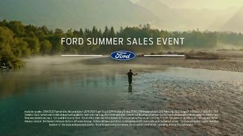 Ford Summer Sales Event TV Spot, 'Make the Most' Song by Kygo, Whitney Houston [T2] - Thumbnail 6