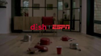 Dish Network TV Spot, 'Get College Football Stats and More: Ping Pong' Featuring Chris Fowler - Thumbnail 10