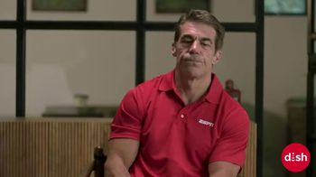 Dish Network TV Spot, 'Get College Football Stats and More: Ping Pong' Featuring Chris Fowler - Thumbnail 3