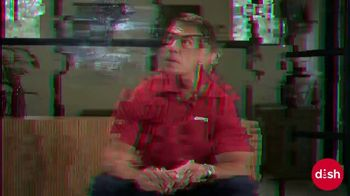 Dish Network TV Spot, 'Get College Football Stats and More: Ping Pong' Featuring Chris Fowler - Thumbnail 4