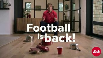 Dish Network TV Spot, 'Get College Football Stats and More: Ping Pong' Featuring Chris Fowler - Thumbnail 7