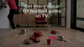 Dish Network TV Spot, 'Get College Football Stats and More: Ping Pong' Featuring Chris Fowler - Thumbnail 8