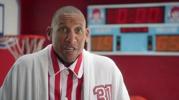 Wendy's TV Spot, 'Live-In Guest' Featuring Reggie Miller
