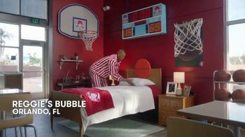 Wendy's TV Spot, 'Live-In Guest' Featuring Reggie Miller - Thumbnail 2