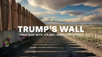 The Lincoln Project TV Spot, 'The Wall'