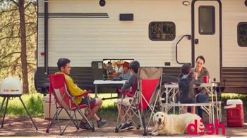 Dish Outdoors TV Spot, 'For Your Next Road Trip'