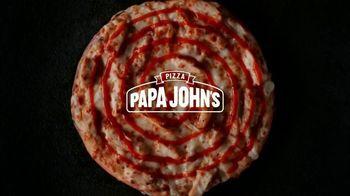 Papa John's Grilled Buffalo Chicken Papadia TV Spot, 'Bullseye' - Thumbnail 1