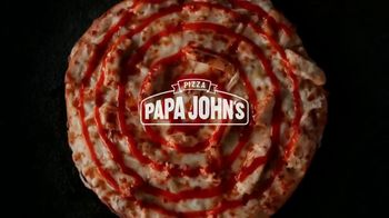 Papa John's Grilled Buffalo Chicken Papadia TV Spot, 'Bullseye' - Thumbnail 2