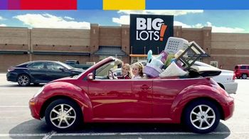 Big Lots TV Spot, 'Back to School: Spend Less and Learn More' - Thumbnail 1