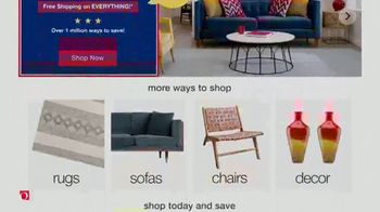 Overstock.com Labor Day Blowout TV Spot, 'Remember When Labor Day' - Thumbnail 3