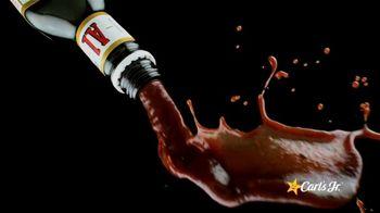 Carl's Jr. A.1. Double Cheeseburger TV Spot, 'Tempt You' - Thumbnail 6