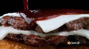Carl's Jr. A.1. Double Cheeseburger TV Spot, 'Tempt You' - Thumbnail 7