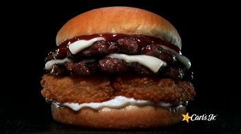 Carl's Jr. A.1. Double Cheeseburger TV Spot, 'Tempt You'