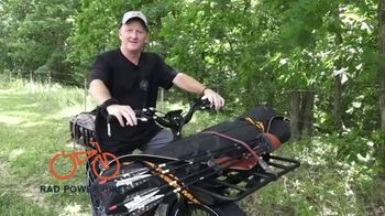 Rad Power Bikes TV Spot, 'Scent-Free and Quiet' Featuring Jay Gregory - 63 commercial airings