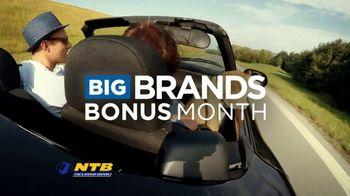 National Tire & Battery Big Brands Bonus Month TV Spot, 'Tire Rebate' - Thumbnail 2