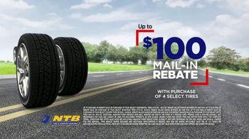 National Tire & Battery Big Brands Bonus Month TV Spot, 'Tire Rebate' - Thumbnail 4