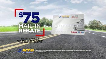 National Tire & Battery Big Brands Bonus Month TV Spot, 'Tire Rebate' - Thumbnail 8