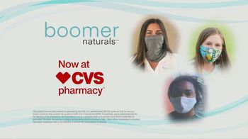 Boomer Naturals Multi-Use Protective Face Masks TV Spot, 'Your Search Is Over' - Thumbnail 7