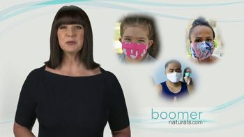Boomer Naturals Multi-Use Protective Face Masks TV Spot, 'Your Search Is Over'
