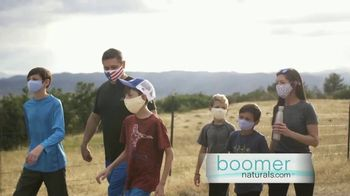 Boomer Naturals Multi-Use Protective Face Masks TV Spot, 'Your Search Is Over' - Thumbnail 5