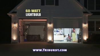Bell + Howell Triburst LED Light TV Spot, 'Crazy Bright: Free Shipping: Five-Year Guarantee' - Thumbnail 4