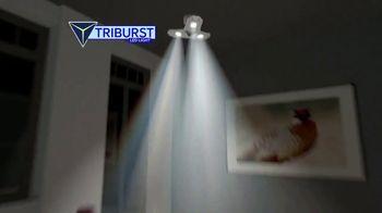 Bell + Howell Triburst LED Light TV Spot, 'Crazy Bright: Free Shipping: Five-Year Guarantee' - Thumbnail 5