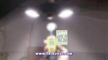 Bell + Howell Triburst LED Light TV Spot, 'Crazy Bright: Free Shipping: Five-Year Guarantee' - Thumbnail 6