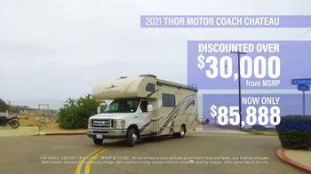 La Mesa RV TV Spot, '2021 Thor Motor Coach Chateau'