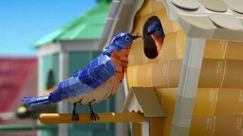Sherwin-Williams TV Spot, 'Dress Your Nest: 35%'