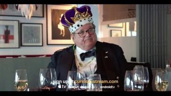 CuriosityStream TV Spot, 'King of the Cruise'