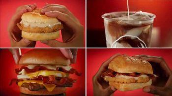 Wendy's Breakfast TV Spot, 'Tell a Friend' - Thumbnail 7