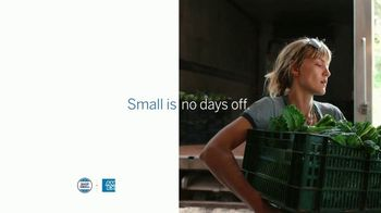 American Express TV Spot, 'Shop Small 2.0' - 72 commercial airings