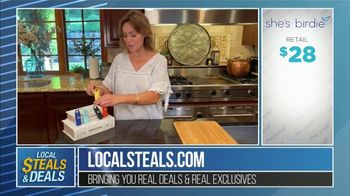 Local Steals & Deals TV Spot, 'Birdie Personal Safety Alarm' Featuring Lisa Robertson - Thumbnail 9