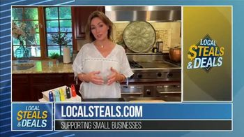 Local Steals & Deals TV Spot, 'Birdie Personal Safety Alarm' Featuring Lisa Robertson - Thumbnail 1