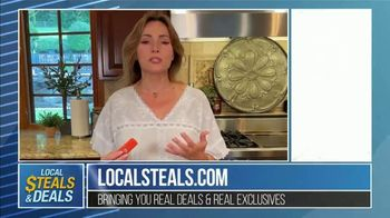 Local Steals & Deals TV Spot, 'Birdie Personal Safety Alarm' Featuring Lisa Robertson - Thumbnail 3