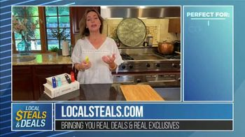Local Steals & Deals TV Spot, 'Birdie Personal Safety Alarm' Featuring Lisa Robertson - Thumbnail 4
