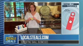 Local Steals & Deals TV Spot, 'Birdie Personal Safety Alarm' Featuring Lisa Robertson - Thumbnail 5