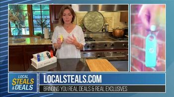 Local Steals & Deals TV Spot, 'Birdie Personal Safety Alarm' Featuring Lisa Robertson - Thumbnail 7
