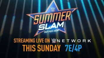 WWE Network TV Spot, '2020 Summer Slam' [Spanish] - 3 commercial airings