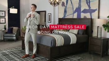 Ashley HomeStore Labor Day Mattress Sale TV Spot, 'Up to $1,100 Off' - Thumbnail 2