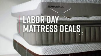 Ashley HomeStore Labor Day Mattress Sale TV Spot, 'Up to $1,100 Off' - Thumbnail 5