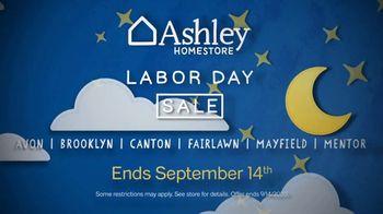 Ashley HomeStore Labor Day Sale TV Spot, 'Big Deals on Sleep' - Thumbnail 8