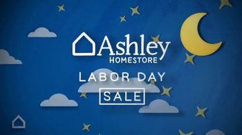 Ashley HomeStore Labor Day Sale TV Spot, 'Big Deals on Sleep' - Thumbnail 4