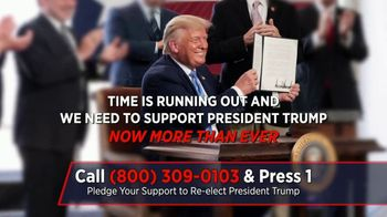 Great America PAC TV Spot, 'Time Is Running Out'