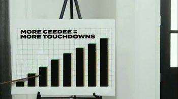 Madden NFL 21 MVP Edition TV Spot, 'All Business' Featuring CeeDee Lamb - Thumbnail 4
