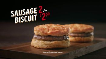 Bojangles Sausage and Biscuit TV Spot, 'Back in My Day: 2020' - Thumbnail 9
