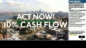 National Realty Investment Advisors, LLC TV Spot, \'Steady Cash Flow Plus Safety\'